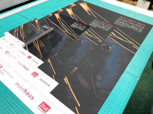 Fotografická Výstava Radka Kalhouse v Mázhaus Pardubice - Plakáty A1, A2, A3