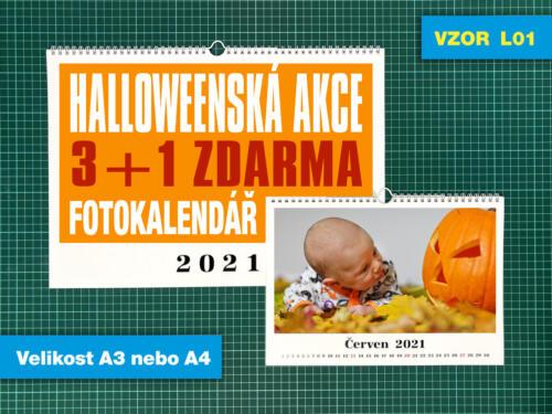 Kalendare VZORy L01 Halloween